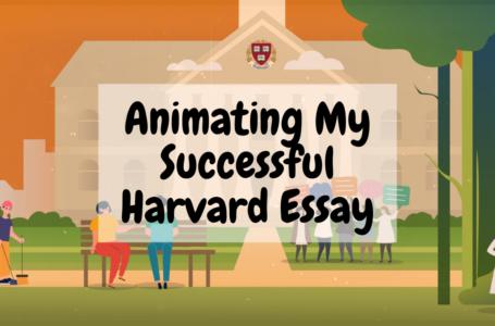My Successful Harvard Essay