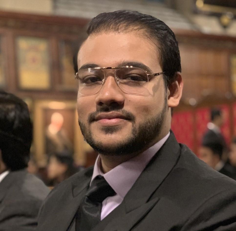 Rafsan M Chowdhury