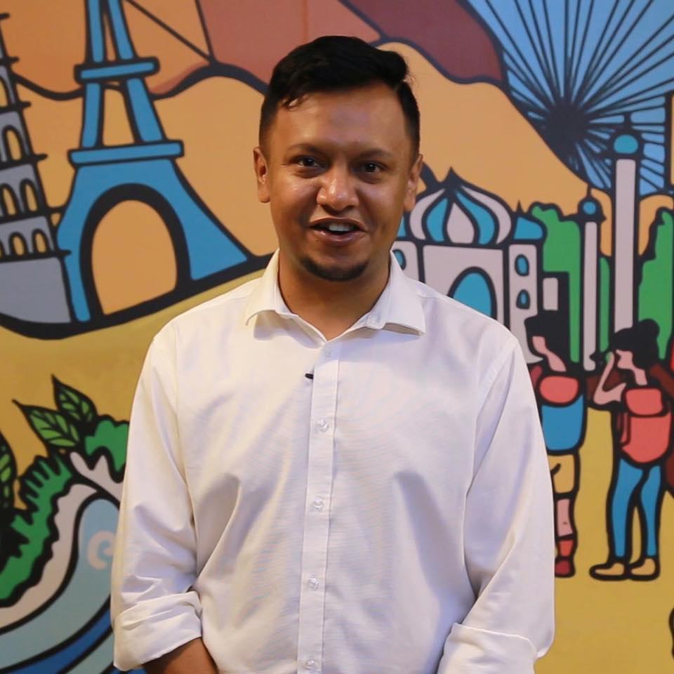 Ridwan Hafiz - Founder of Analyzen and Go Zayaan